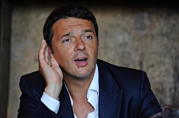 Renzi è sordo ad ogni forma di protesta